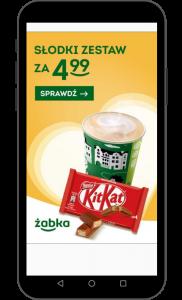 kampania reklamowa Żabka