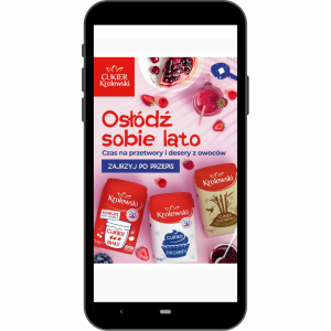 Kampania reklamowa Cukier Królewski
