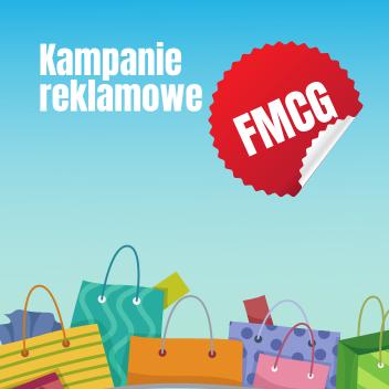 Kampanie reklamowe produktów FMCG
