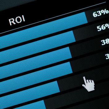 Estymacja ROI, czyli ile razy potencjalna sprzedaż przewyższa koszty kampanii wListonic